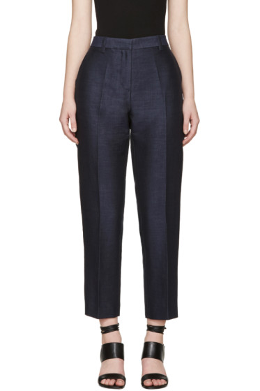 3.1 Phillip Lim - Indigo Pencil Trousers