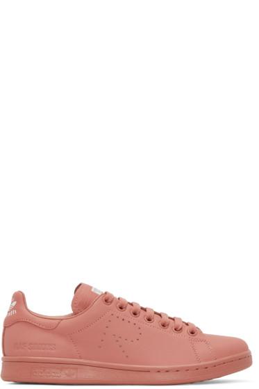 Raf Simons - Pink Stan Smith adidas by RAF SIMONS Sneakers