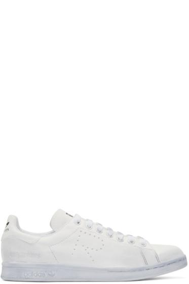Raf Simons - Off-White Destroyed Stan Smith adidas by RAF SIMONS Sneakers