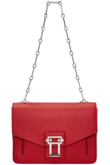 Proenza Schouler - Red Hava Chain Bag