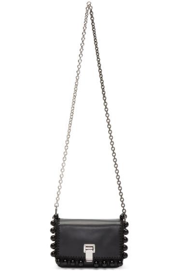 Proenza Schouler - Black Extra Small Courrier Bag