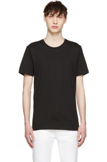 Calvin Klein Underwear - Black Crewneck T-Shirt Three-Pack