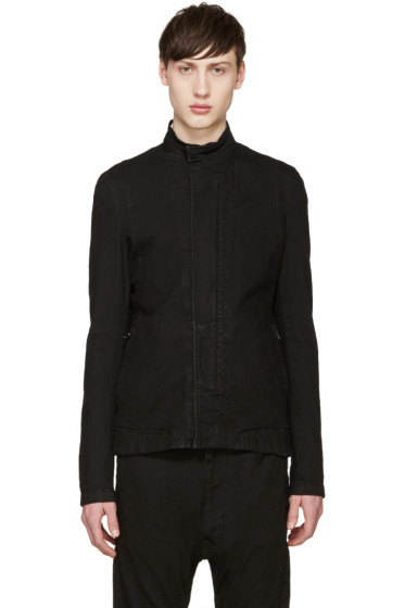 Julius - Black Denim Jacket