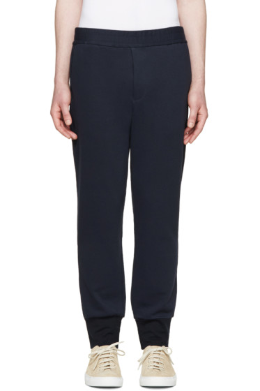 PS by Paul Smith - Navy Linen Lounge Pants