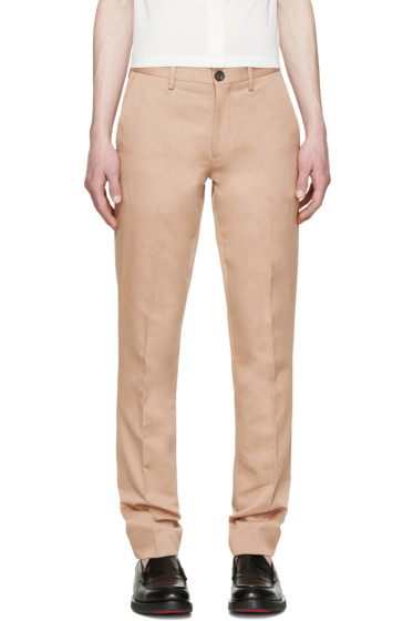 PS by Paul Smith - Pink Slim Trousers