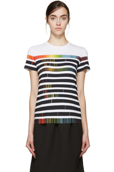 Mary Katrantzou - White Iven T-Shirt