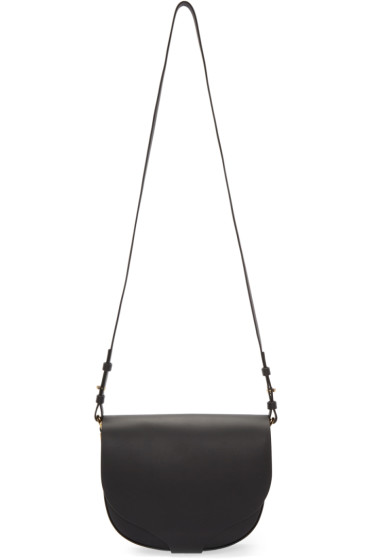 Sophie Hulme - Black Barnsbury Shoulder Bag