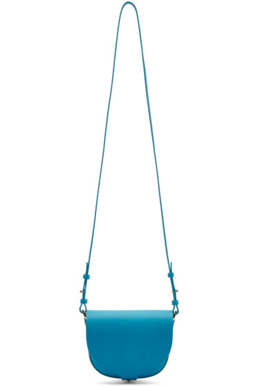 Sophie Hulme - Blue Mini Barnsbury Bag