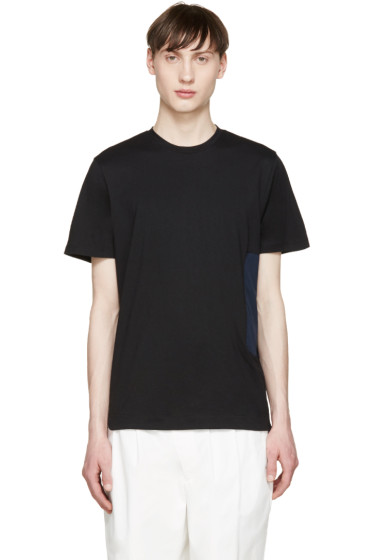 Tim Coppens - Black & Navy Pocket T-Shirt