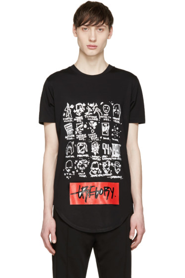 Pyer Moss - Black Your Stupid Party T-Shirt