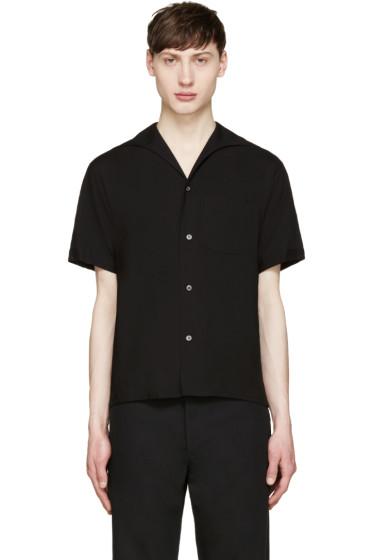 Christian Dada - Black Short Sleeve Shirt