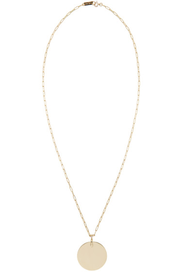 Isabel Marant - Gold Katmandou Sautoir Necklace