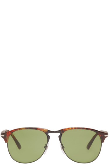 Persol - Tortoiseshell 108/4E Sunglasses