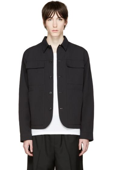 Helmut Lang - Black Patch Pocket Jacket