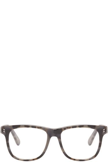 Stella McCartney - Black Square Optical Glasses