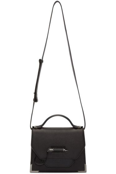 Mackage - Black Leather Keeley Bag