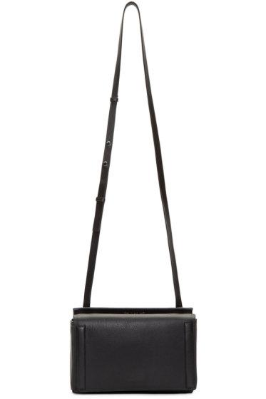 Rag & Bone - Black Leather Mini Aston Bag