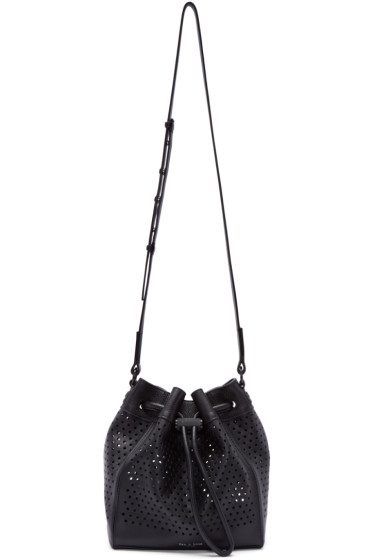 Rag & Bone - Black Mini Aston Bucket Bag