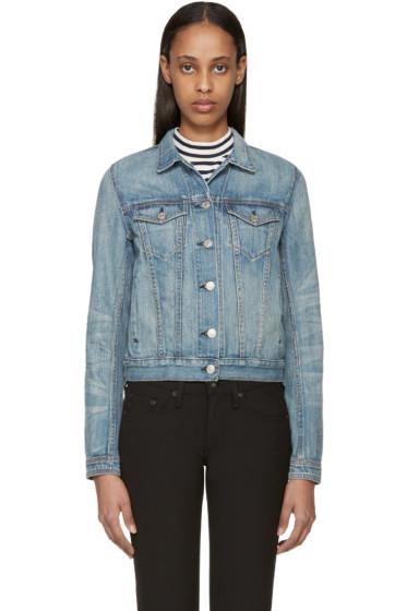 Rag & Bone - Blue Jean Jacket