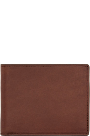 Rag & Bone - Brown Hampshire Wallet