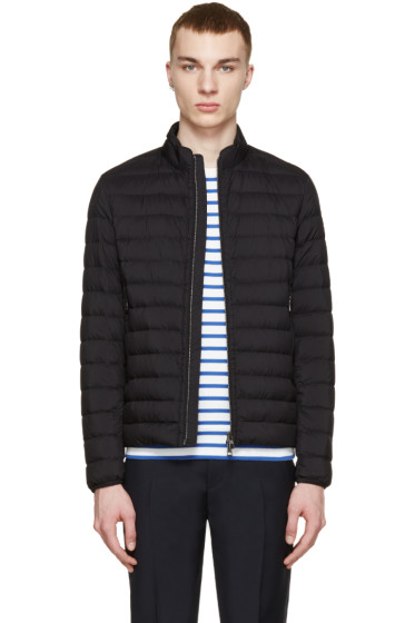 Moncler - Black Down Lancelot Jacket