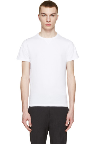 Moncler - White Classic T-Shirt