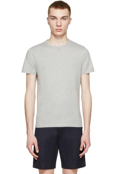Moncler - Grey Classic T-Shirt