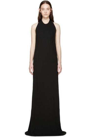 Rick Owens Drkshdw - Black Halter Dress