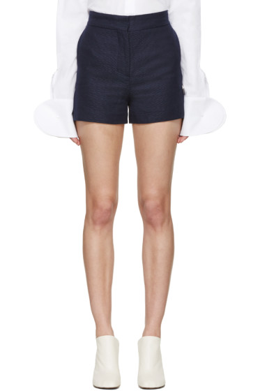 Acne Studios - Navy Canvas Callie Shorts