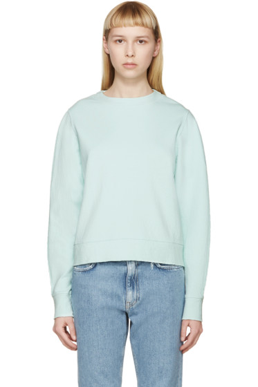 Acne Studios - Green Galatea Pullover