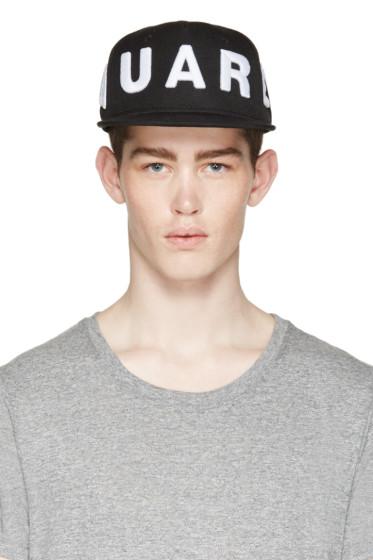 Dsquared2 - Black Logo Cap