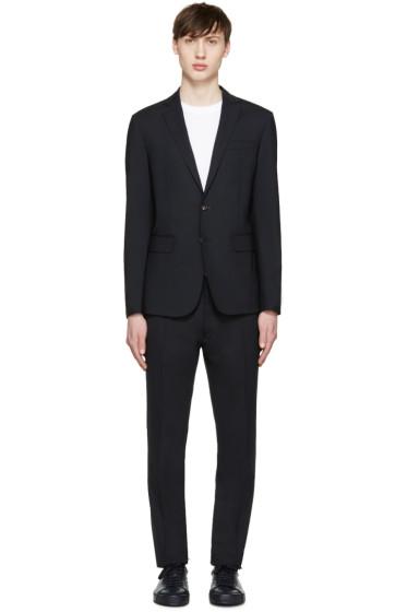 Dsquared2 - Navy Wool Paris Suit