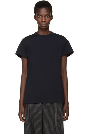 Comme des Garçons - Navy Seam T-Shirt