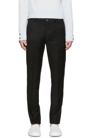 Paul Smith - Black Classic Suit Trousers