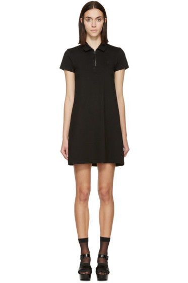 Opening Ceremony - Black Polo Torch Dress