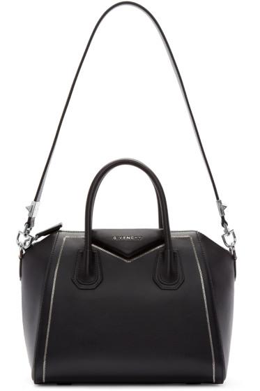 Givenchy - Black Chain Small Antigona Bag