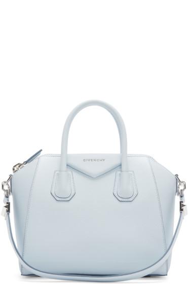 Givenchy - Blue Small Antigona Bag