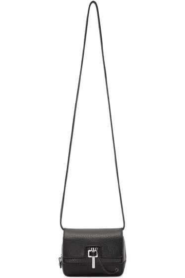 Carven - Black Mini Malher Bag
