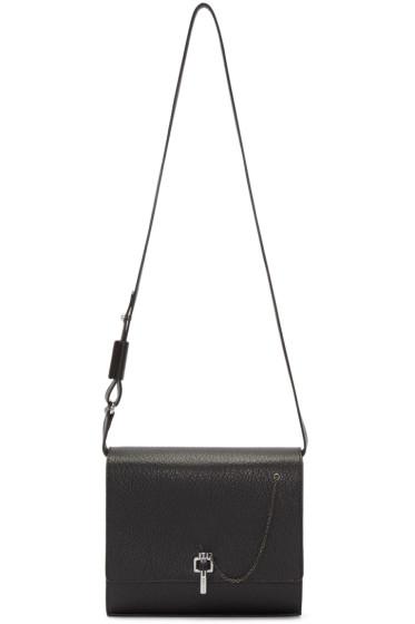 Carven - Black Malher Pochette Bag