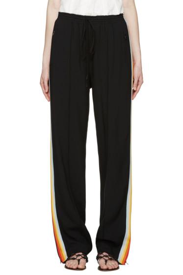 Chloé - Black Rainbow Lounge Pants