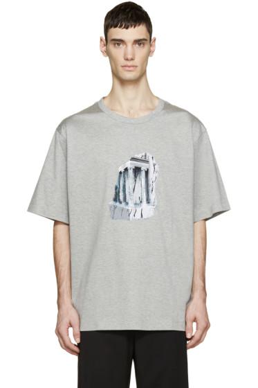 Juun.J - Grey Statue T-Shirt