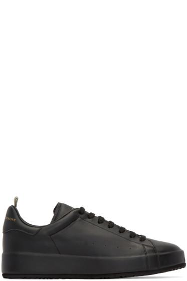 Officine Creative - Black Ace Sneakers