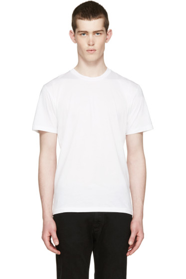 BLK DNM - White Classic 65 T-Shirt