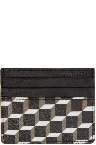 Pierre Hardy - Tricolor Cube Card Holder