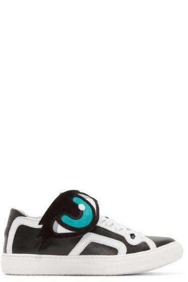 Pierre Hardy - Black Oh Roy Sneakers