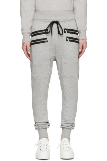 Markus Lupfer - Grey Classic Jogger Lounge Pants