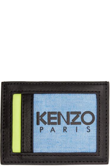 Kenzo - Multicolor Logo Card holder