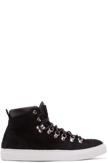 Diemme - SSENSE Exclusive Marostica Mid-Top Sneakers