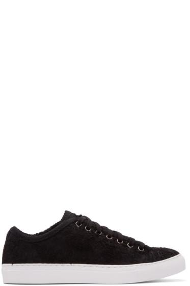 Diemme - SSENSE Exclusive Black Veneto Sneakers