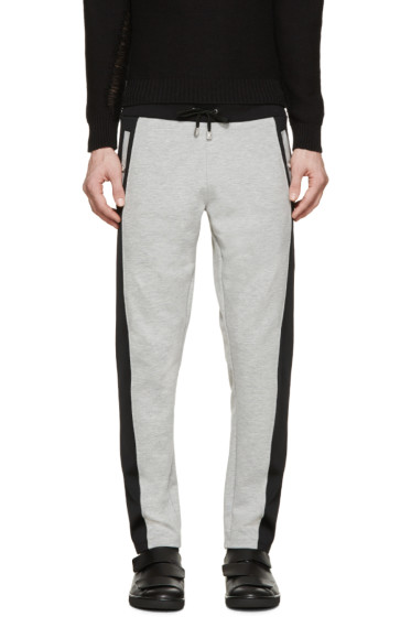 Versus - Grey & Black Sweatpants